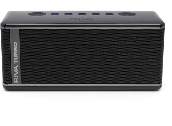 Riva Turbo X Wireless Bluetooth Speaker $159 + Free Shipping (Also TWO  Riva S for $199)