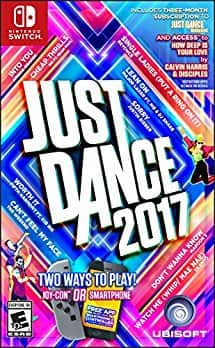Just Dance 2017 (Nintendo Switch) - $34.29