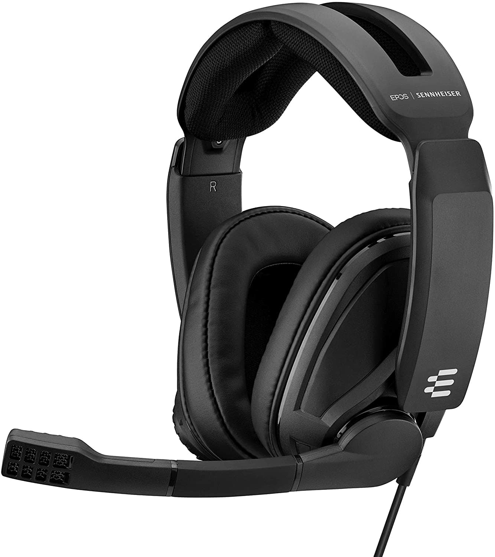 Amazon.com: EPOS Sennheiser GSP 302 Gaming Headset - 72.99$