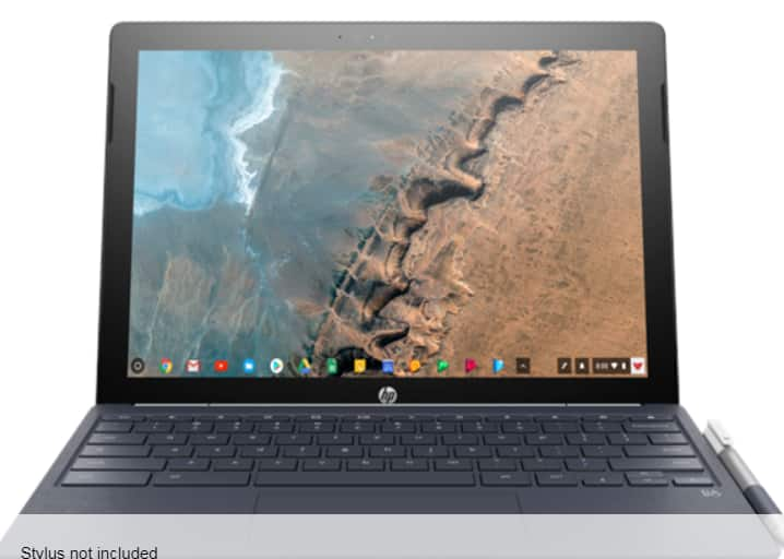 HP Chromebook X2 2-in-1 Tablet w/keyboard Refurb $359 @ Woot