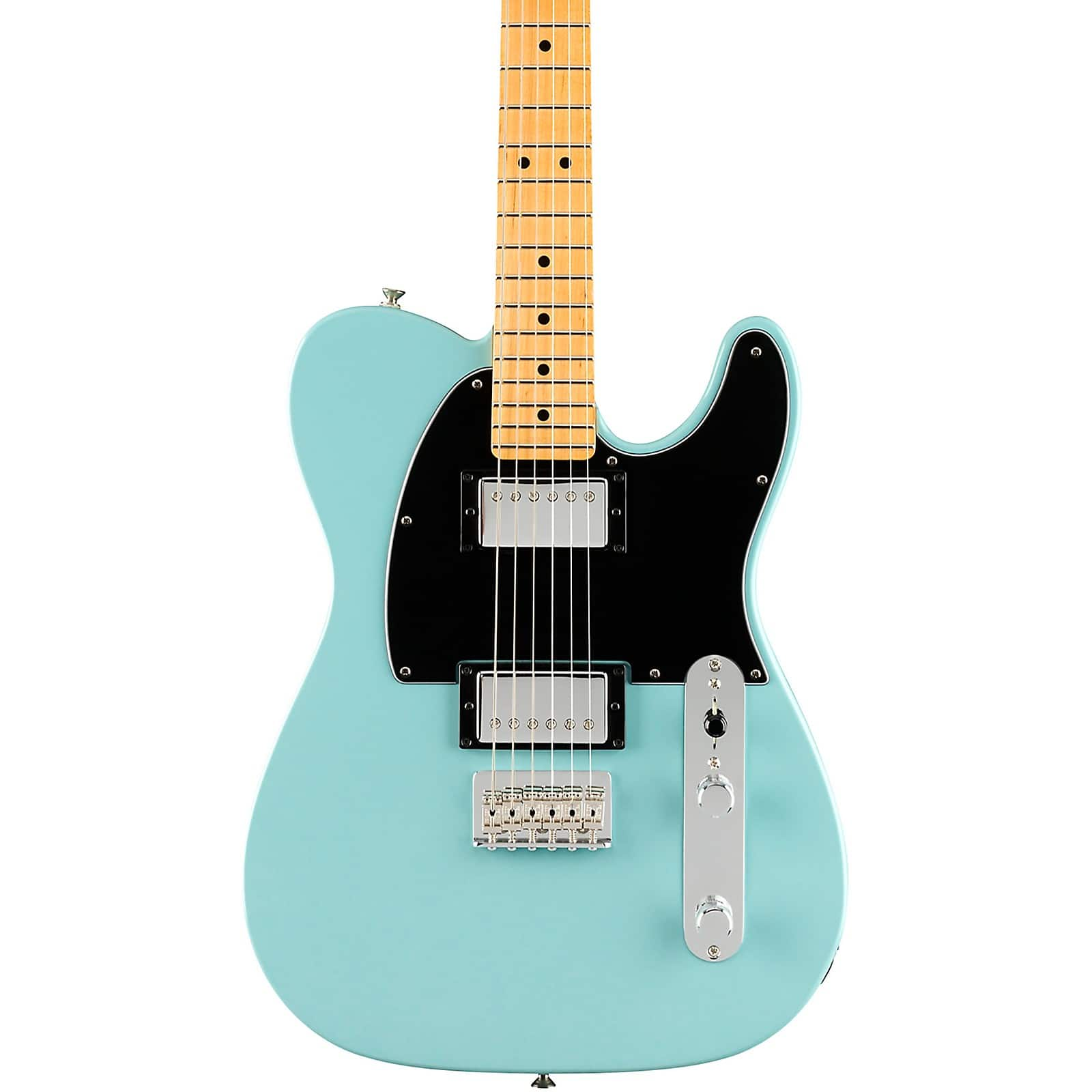 Fender Player Telecaster MIM Electric Guitar Limited Edition Daphne Blue $550 + Free Shipping