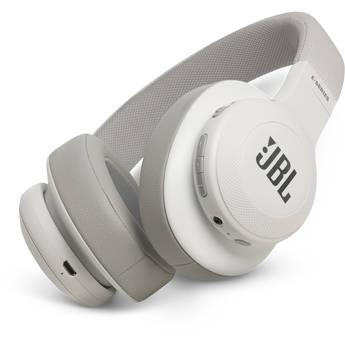 Harman JBL E55BT Bluetooth Over-Ear Headphones (White) -  Walmart $74 - YMMV