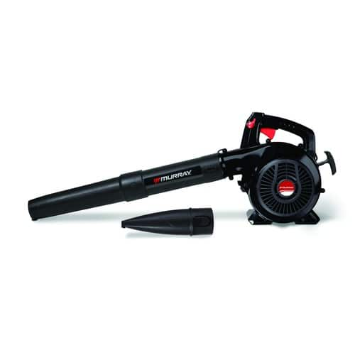Walmart Clearance : YMMV - Murray 200 MPH 430 CFM 2-Cycle 25cc Gas Blower - Was $97 now $37