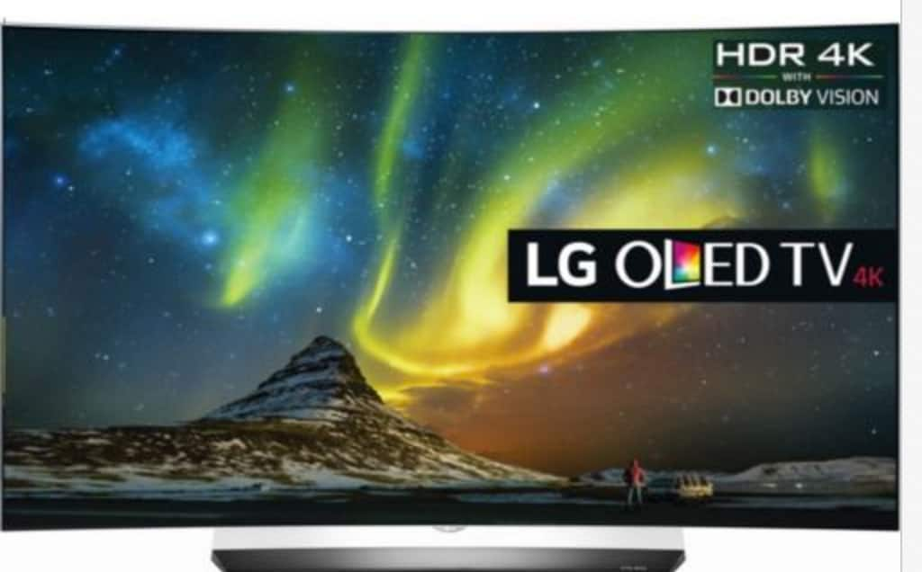 $2349 LG-OLED65C6P Curved-65-Inch-4K-3D OLED-TV  ielectrica on ebay