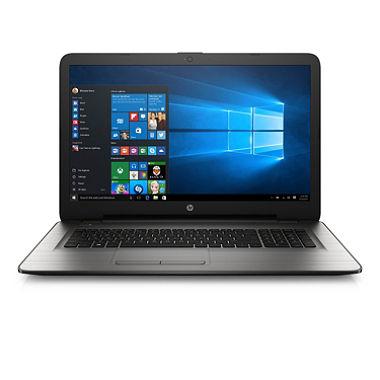 """HP Notebook 17-x137cl for $749: i7-7500U, 16 GB DDR4, 2TB HD, 17.3"""" 1080P, Win10 Home at Sam's Club"""