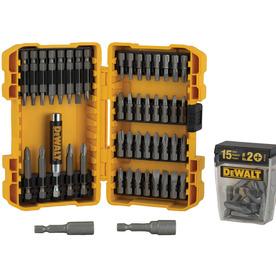 Dewalt 62 Piece Screwdriver Set - $4.98 was $19.97 *VERY YMMV*