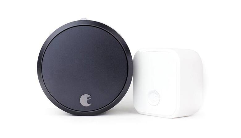 August Smart Lock Pro + Connect $94.99