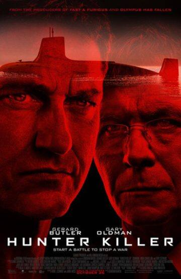 AMC Stubs Premiere/Gofobo: Free Passes to Movie Screener of Hunter Killer on 10/24/18 at 7:00 PM