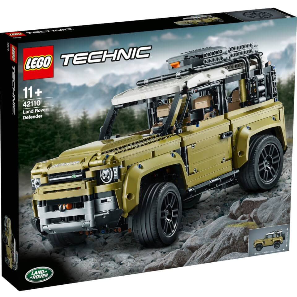 LEGO Technic: Land Rover Defender (42110) $148.99
