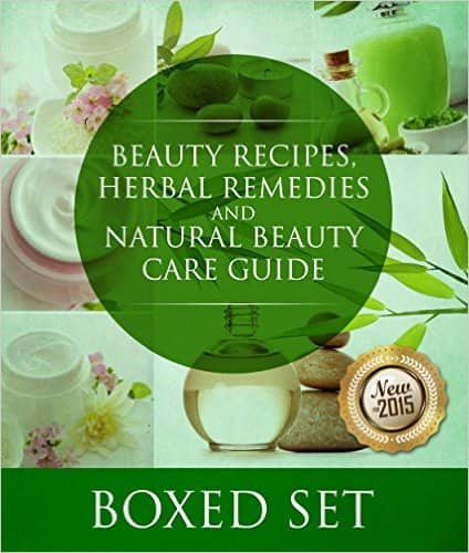 2 Free Kindle Boxed Sets, Beauty Recipes, $0