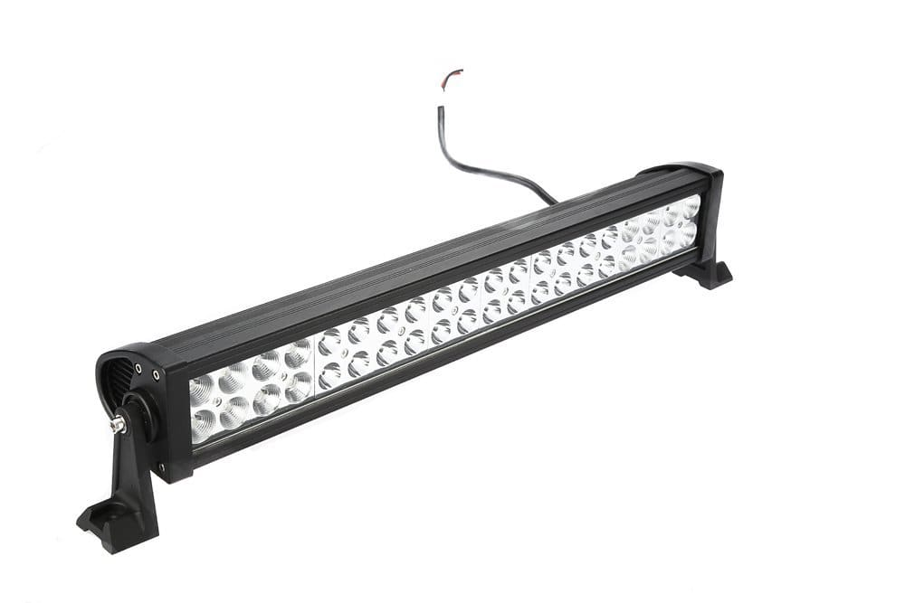 Topcarlight 24inch 120w LED Work Light Bar Flood/spot Combo Beam Lights 4wd SUV UTE Off Road Car Boat Lamps, $25