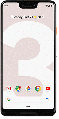 Verizon offers $300 off the Pixel 3 or 3 XL, in Valentine's Day deals $629.99