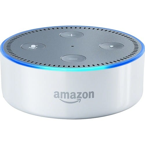 ECHO DOT + TP-LINK - Smart Wi-Fi Plug Mini $40