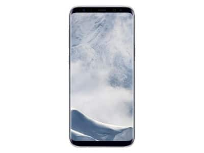 Galaxy S8+ Protective Cover, Silver $9