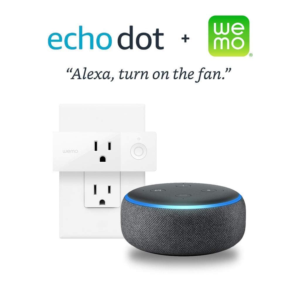 Echo Dot (3rd Gen) + Wemo Mini Smart Plug Bundle - Page 5