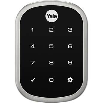 Yale Real Living Assure Lock SL Deadbolt (Satin Nickel) with Connected by August $199