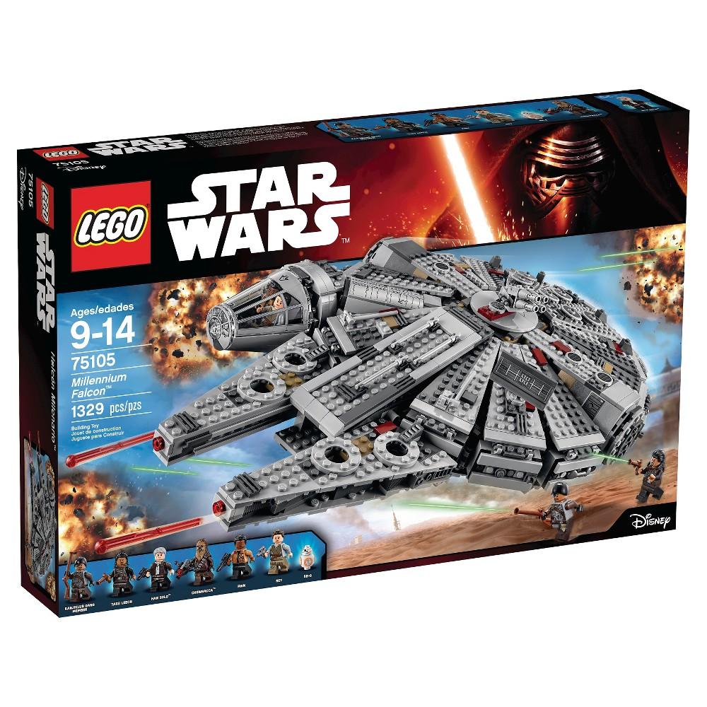 LEGO Star Wars Millennium Falcon - $120 + Free Shipping