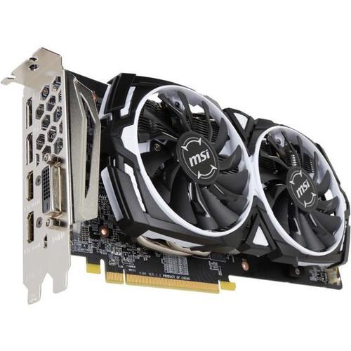 MSI Radeon RX 580 ARMOR OC 8GB GDDR5 Video Card + Xbox Game Pass (3-mo )  EXPIRED