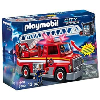 Amazon: Playmobil rescue ladder unit only $14.76! $14.92