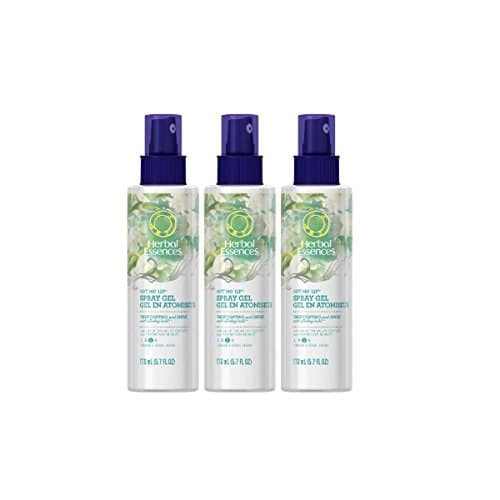 Amazon Herbal Essences Set Me Up Spray Hair Gel 5.7 Oz (Pack of 3) Only $2.91!