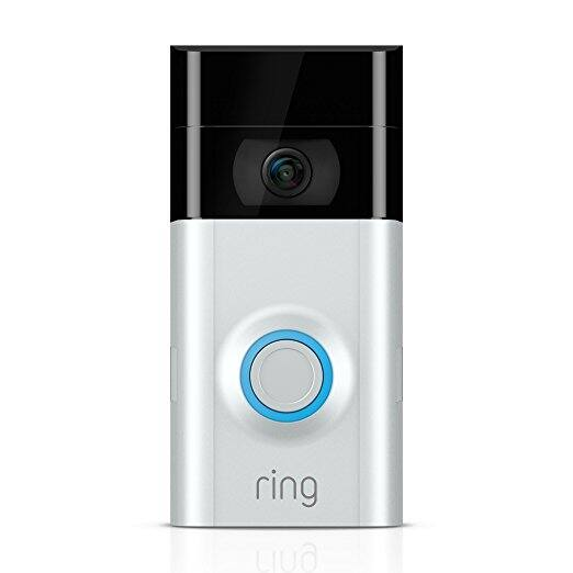 Amazon: Ring video doorbell 2 only $169 + free shipping
