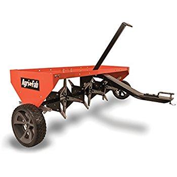 Agri-Fab 45-0299 48-Inch Tow Plug Aerator - Amazon - $122.52 w/ prime, no-rush shipping