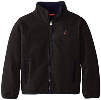 Nautica Fleece Jacket - Boys - $7.39 - $19.99 based on size & color - Prime shipping