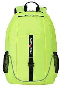 "(back again) Swissgear 15"" backpack/Neon yellow; now $8.14"