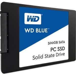 Fry's WD Blue 500GB SSD $109 after code