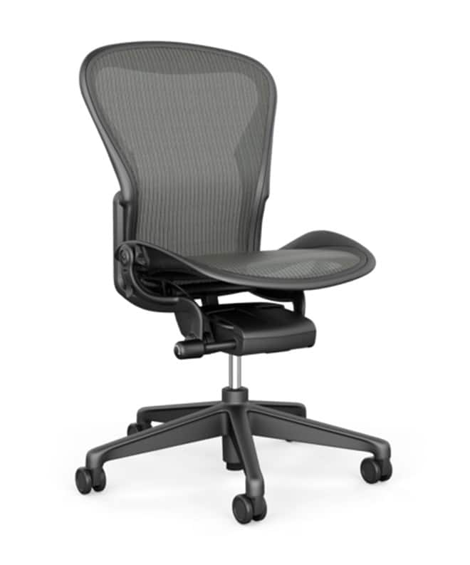 Herman Miller Chair Sale: 15% Off + Extra 5% Off (YMMV): Aeron Chair $691