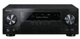 Pioneer 7.2-Channel AV Receiver with Built-in Bluetooth® and Wi-Fi® with Atmos - $299.00 after coupon code