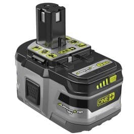 RYOBI ONE+ 18 Volt Lithium+ HP 6.0 Ah High Capacity Battery (certified pre owned) - 41.99 + 7.00 shipping