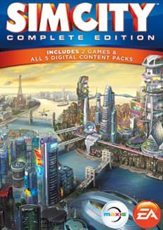 SimCity: Complete Edition - 75% Off $7.49