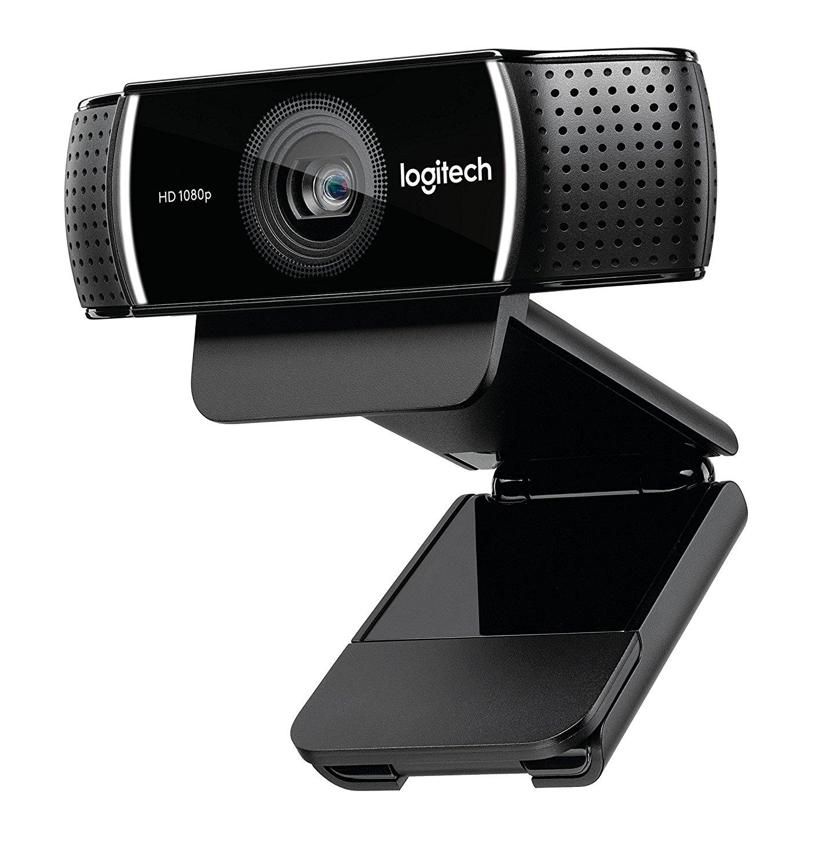 Logitech HD Pro Webcam C920 (or C922x Pro for $76) $49.99