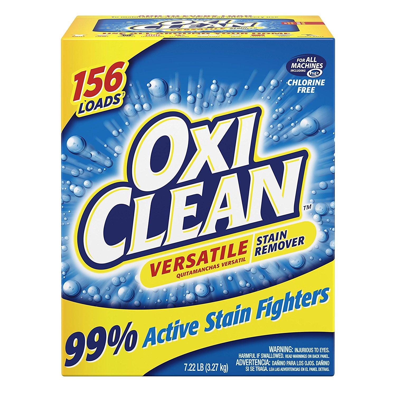 Oxiclean 7.22 Lbs 156 Loads - $9.98 Amazon