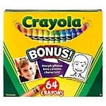 64-Count Crayola Crayon Boxes + Free Shipping w/Target RedCard - $2.54 each if you buy 2