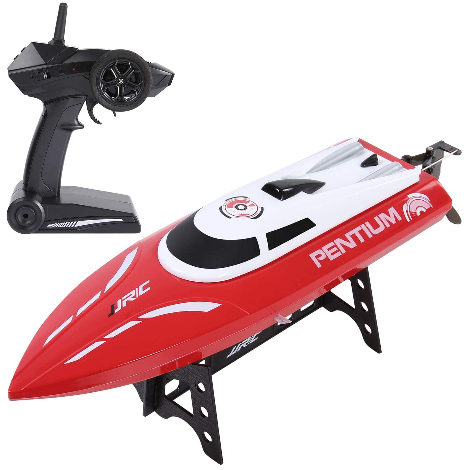 RC Race Boat, 25 KM/H Remote Control Boat for Kid Adult $36.39 + Free Shipping @Amazon