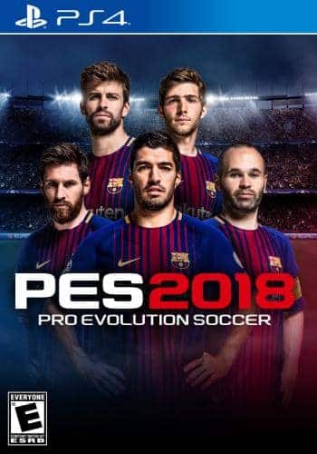 Pro evolution soccer (PS4, XBOX ONE) $5.29 redbox