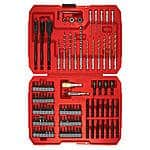 Craftsman 100PC Speedlock Quick Change Bit Set $19.99 @ Sears