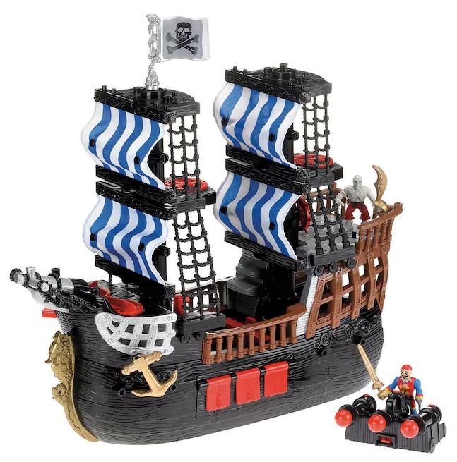 Kohl S Toys Boys 5 7 : Fisher price imaginext pirate ship slickdeals