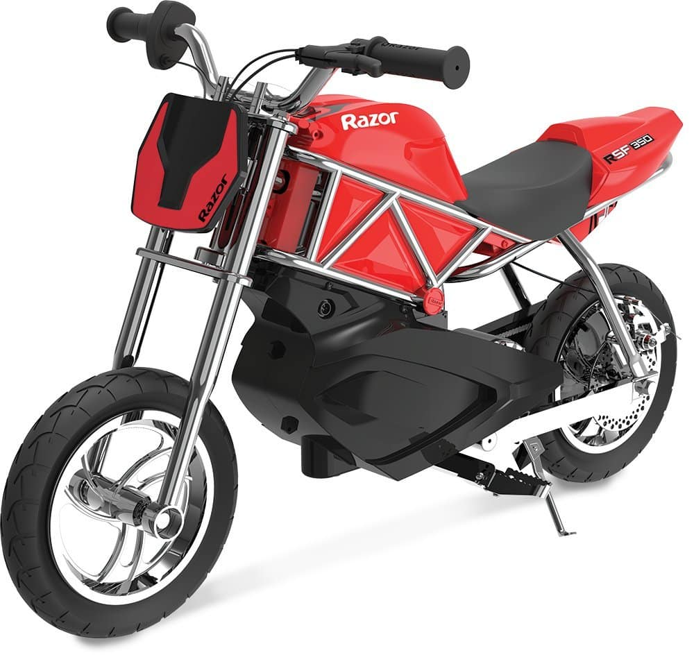 Back in Stock: Razor RSF350 Electric Street Bike $149.99