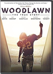 Woodlawn DVD $5.10 free shipping with prime