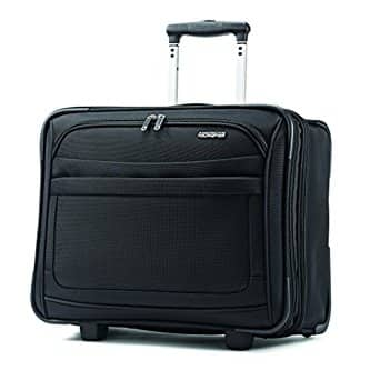 American Tourister Ilite Max Softside Wheeled Boarding Bag $34 w/ FS