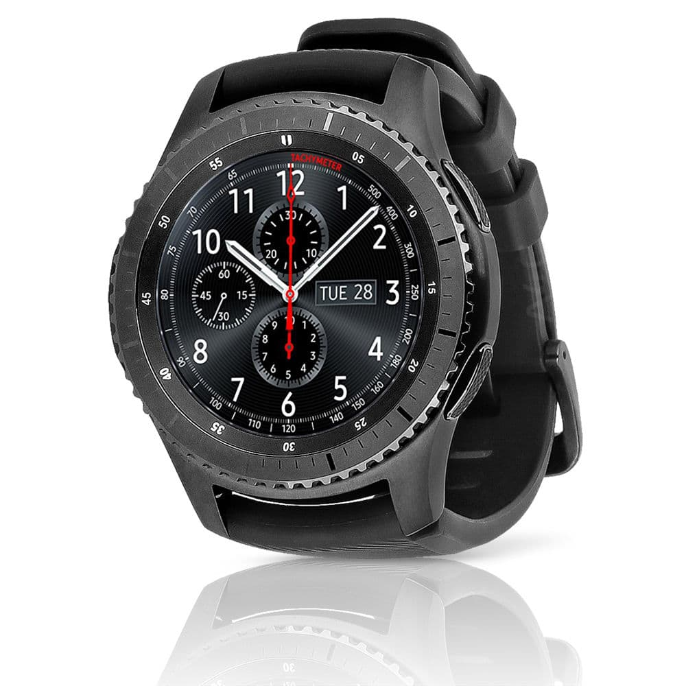 Samsung Gear S3 Frontier SM-R765V Verizon Smartwatch REFURBISHED $184.99