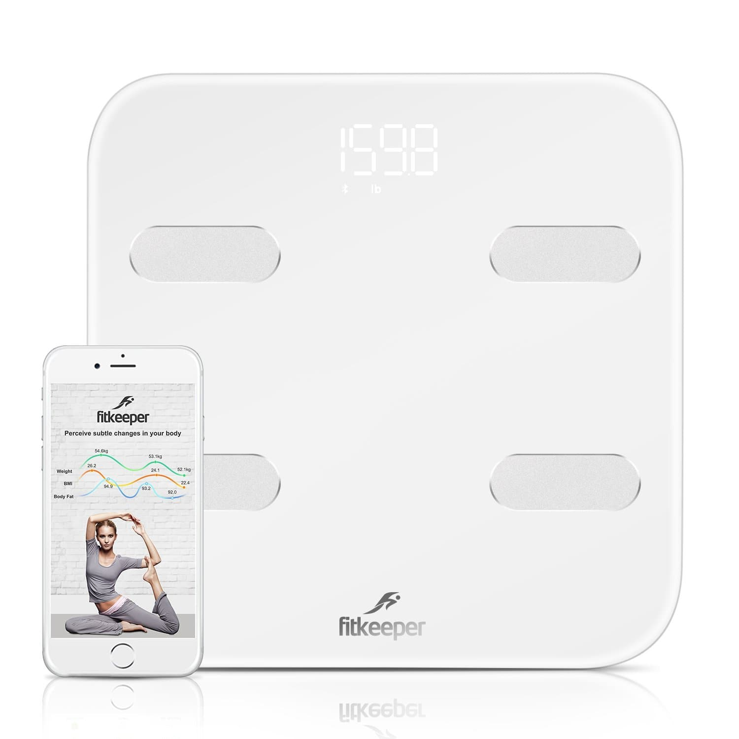 Smart Body Scale $24.99 +free shipping
