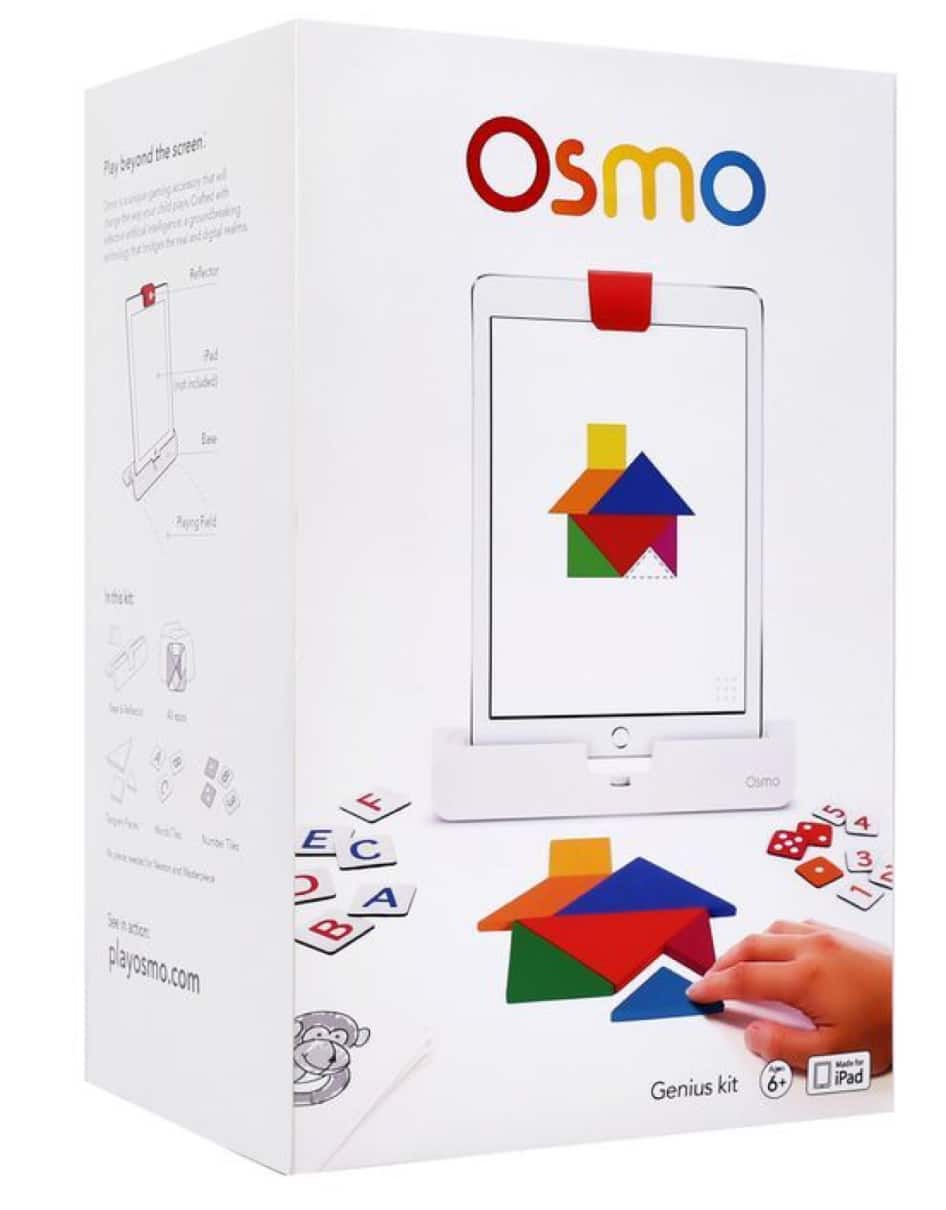 Osmo genius kit for iPad -  $75 at Barnes & Noble online