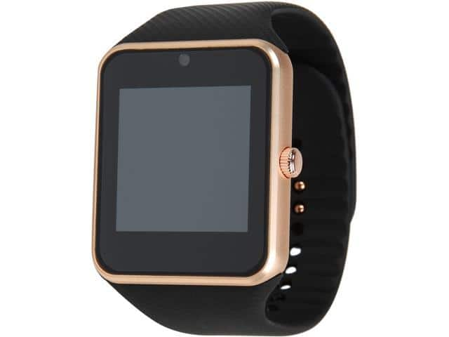 Krazilla Bluetooth Smart Watch for Android Phones - KZW08 Gold - $6