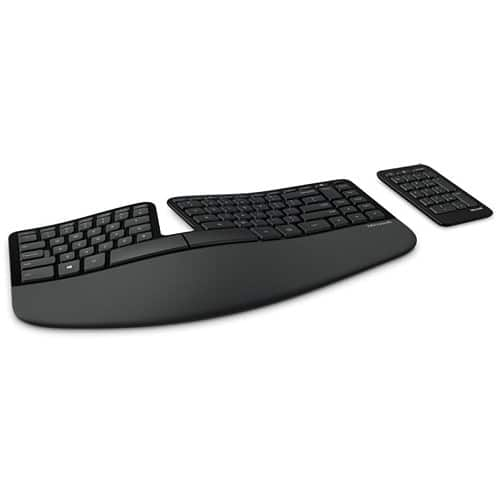 Microsoft Sculpt Ergonomic Keyboard - Wireless $55.17 + Free S/H