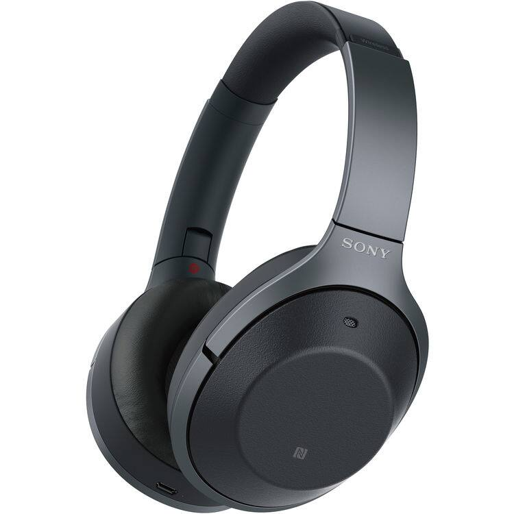 Sony 1000XM2 Wireless Noise-Canceling Headphones - $298 B&H