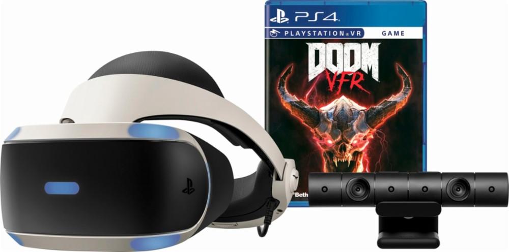 PlayStation VR - PS4 PSVR $50 off bundles at Best Buy $349